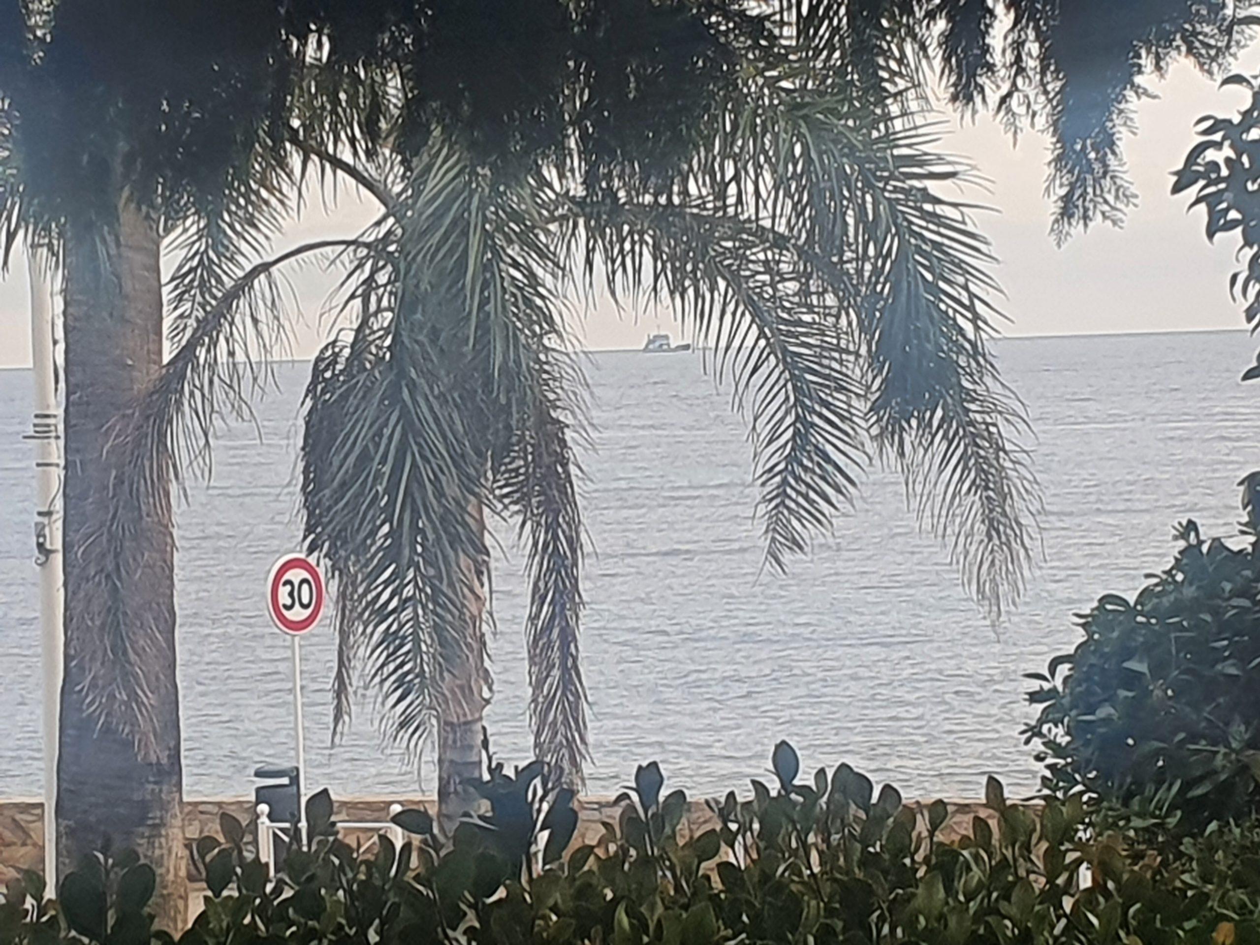Toulon Mourillon appartement T3 rez de jardin à 100 de la mer